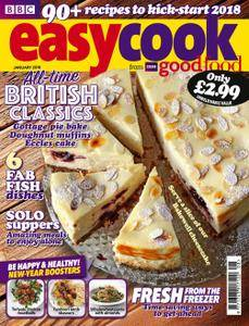BBC Easy Cook UK - January 2018