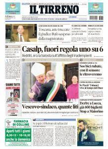Il Tirreno Livorno - 20 Gennaio 2018
