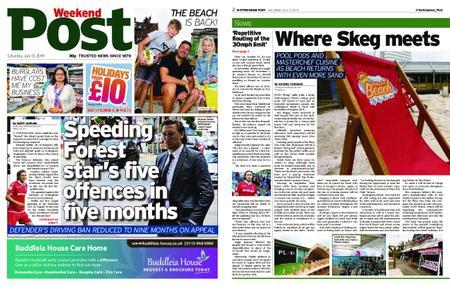 Nottingham Post – July 13, 2019