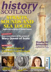 History Scotland - March-April 2019
