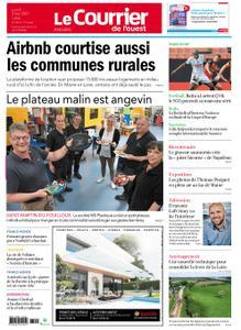 Le Courrier de l'Ouest Angers – 03 mai 2021