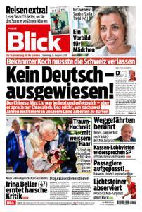 Blick – 31. August 2019