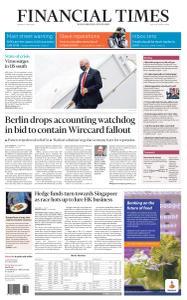 Financial Times USA - June 29, 2020