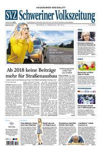 Schweriner Volkszeitung Hagenower Kreisblatt - 16. Januar 2019