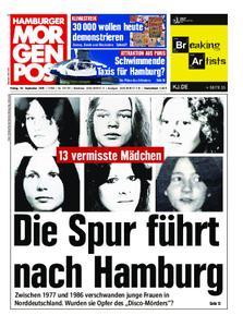 Hamburger Morgenpost – 20. September 2019