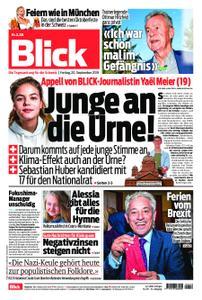 Blick – 20. September 2019