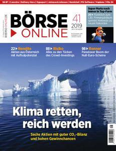 Börse Online – 10. Oktober 2019