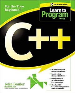 Learn to Program with C++ (Repost)