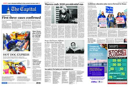 The Capital – March 06, 2020
