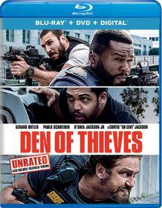 Den of Thieves (2018) [UNRATED]