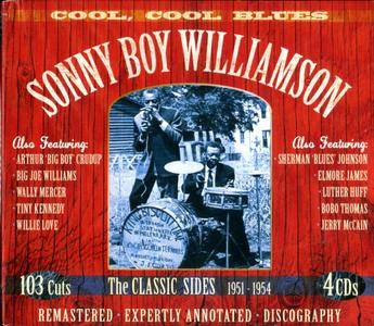 Sonny Boy Williamson - Cool Cool Blues: The Classic Sides 1951-1954 (2006) Repost