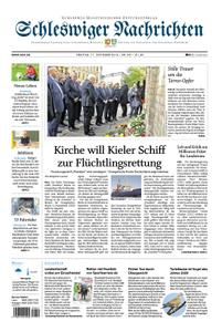 Schleswiger Nachrichten - 11. Oktober 2019