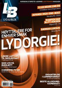 Lyd & Bilde - august 2018