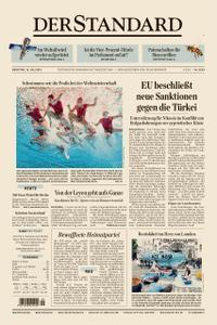 Der Standard – 16. Juli 2019