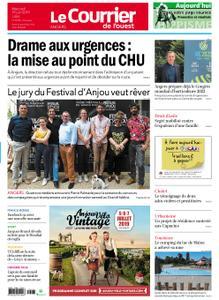 Le Courrier de l'Ouest Angers – 19 juin 2019