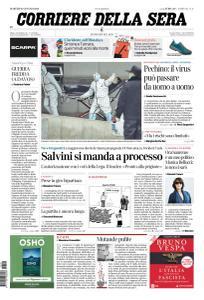 Corriere della Sera - 21 Gennaio 2020