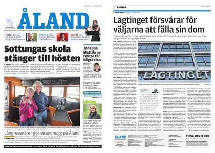Ålandstidningen – 04 maj 2019