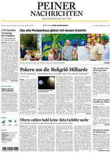 Peiner Nachrichten - 21. Juni 2018