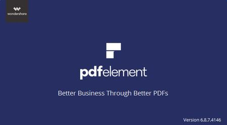 Wondershare PDFelement Professional 6.8.9.4186 Multilingual