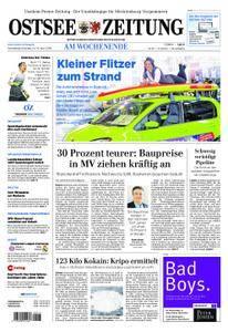 Ostsee Zeitung Wolgast - 14. April 2018