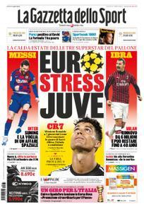La Gazzetta dello Sport Sicilia – 31 luglio 2020