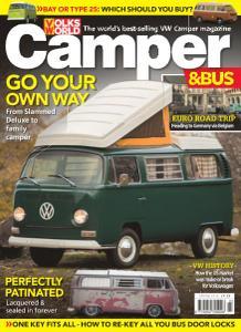 VW Camper & Bus - May 2019