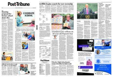 Post-Tribune – September 27, 2018