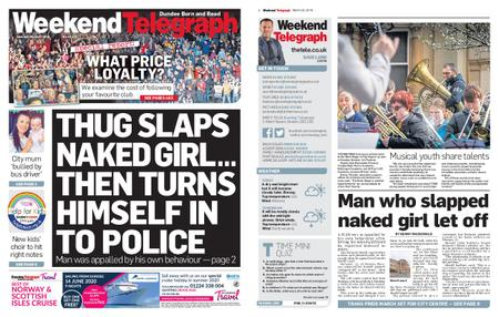 Evening Telegraph First Edition – March 23, 2019