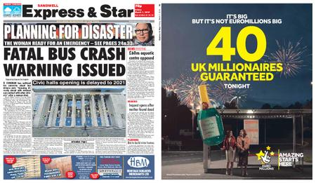 Express and Star Sandwell Edition – March 01, 2019