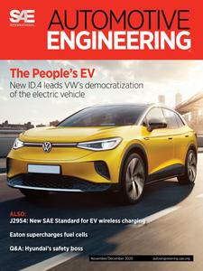 Automotive Engineering - November/December 2020