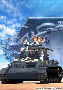 Girls und Panzer (2012-2013)