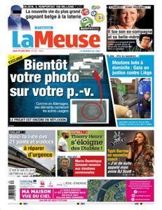 La Meuse - 23 août 2018