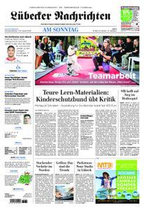 Lübecker Nachrichten Ostholstein Süd - 11. August 2019