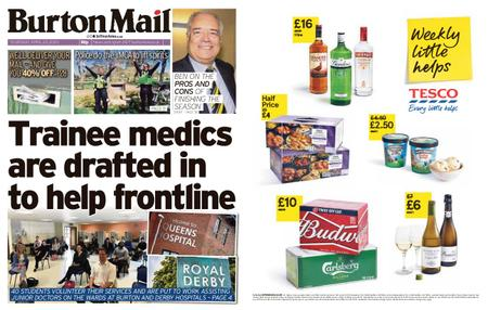Burton Mail – April 23, 2020