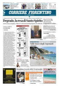Corriere Fiorentino La Toscana - 5 Agosto 2018