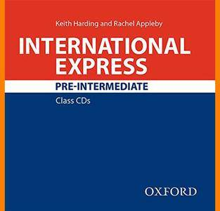 ENGLISH COURSE • International Express • Pre-Intermediate • Third Edition • AUDIO • Class CDs (2014)