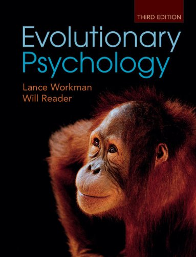 Evolutionary Psychology: An Introduction, 3 edition (repost)