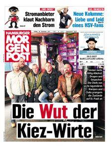 Hamburger Morgenpost - 24. November 2017