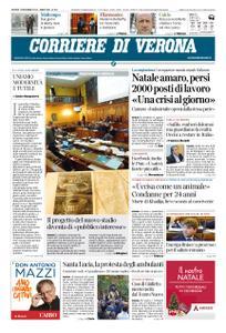 Corriere di Verona – 12 dicembre 2019