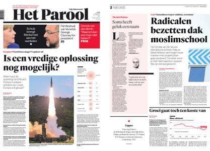 Het Parool – 04 september 2017
