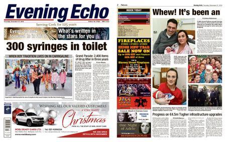 Evening Echo – December 27, 2018