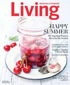 Martha Stewart Living - July 2019