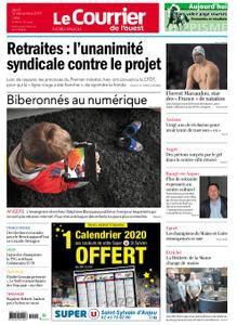 Le Courrier de l'Ouest Nord Anjou – 12 décembre 2019