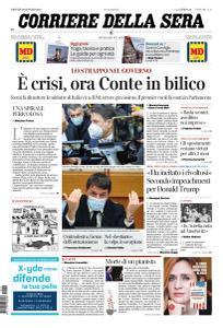 Corriere della Sera - 14 Gennaio 2021