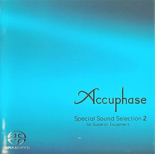 Various Artists - Accuphase: Special Sound Selection 2 (2011) PS3 ISO + Hi-Res FLAC