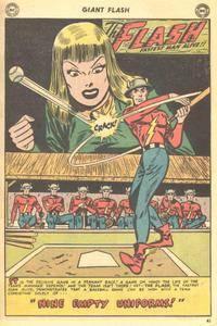 Flash Comics 1947 12 090 reprints JT Flash Atom Hawkman only