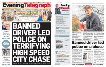 Evening Telegraph First Edition – November 22, 2019