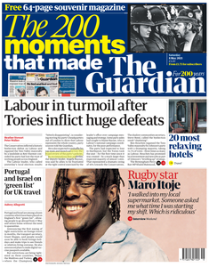 The Guardian – 08 May 2021
