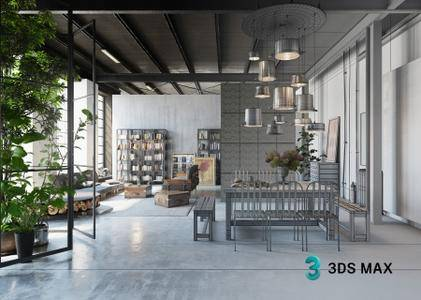 Autodesk 3ds Max Interactive 2019 version 2.1.777.0