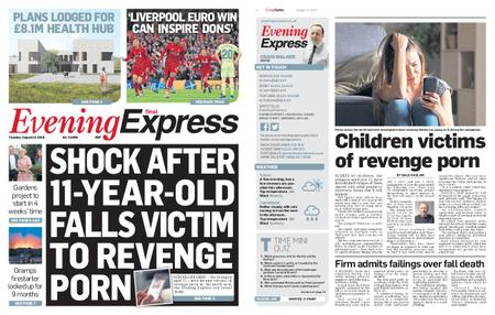 Evening Express – August 13, 2019